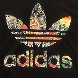 Adidas top XS