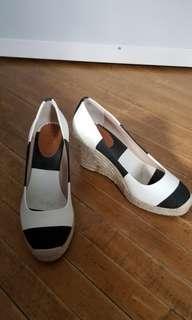 J Crew heels, size 7