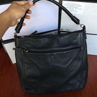 Kate spade authentic totebag full leather
