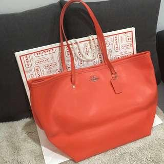 Coach Large Taxi Tote