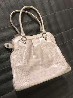 DANIER CROCODILE LEATHER PURSE