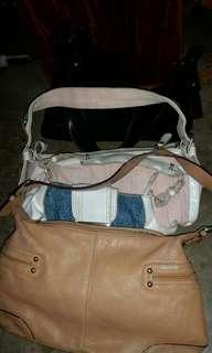 Sold as lot only 4 bags