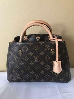 [FINAL 1780$]Louis Vuitton Montaigne BB