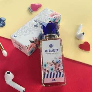 Ad'Nafisya Perfume