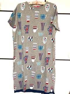 Design tshirts store graniph GTSG one piece ops英倫風