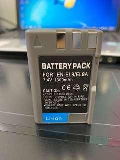 2手 Nikon EL9A/EL9A D40 D60 D3000 D5000不是全新的