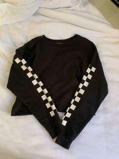 Glassons crop jumper