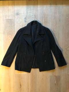 Satch Peacoat Jacket