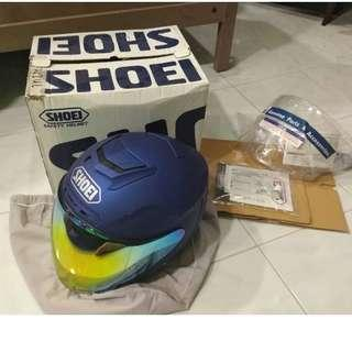 original Shoei Helmet J Force 4 secondhand