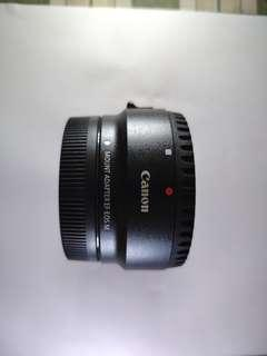 Canon Eos-m adapter