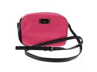 Kate Spade Blake Avenue Mini Nylon Camera Crossbody Bag