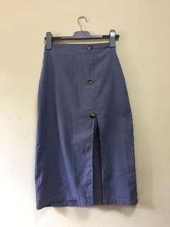 🚚 TEMT Midi skirt