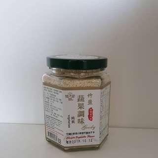 🚚 川田佳 竹鹽蔬果調味料 150g/罐