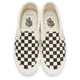 Vans Slip On OG Checkerboard Classic us6.5 38.5