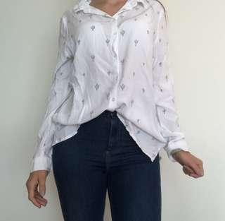 Rebecca shirt | Cactus