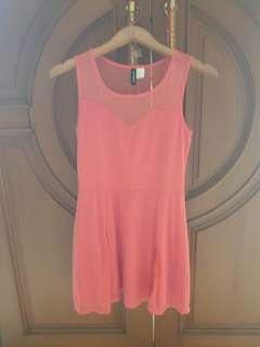 Dress orange #paydaymaret
