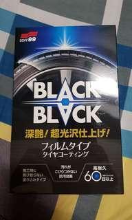 Soft99 Tire Black