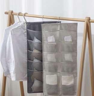 Wardrobe Organiser storage bra cap hat sock underwear brand new