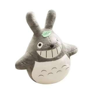 Fast deal - Totoro Soft Toy, Teeth design