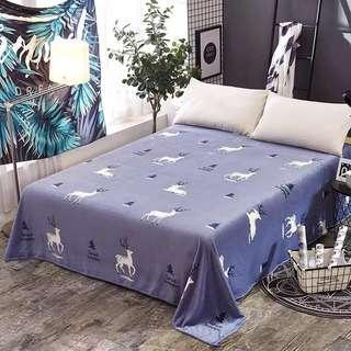 Flannel Blanket Double Bed Size