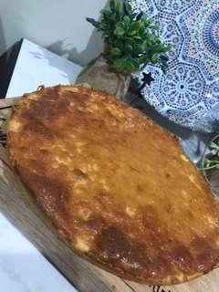 LOW CARB/KETO CHEESE PIE
