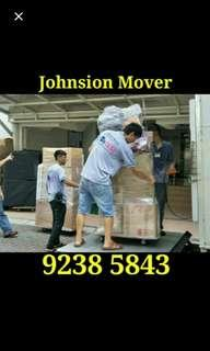 搬家Hp : 92385843 JohnsionMover, House moving services