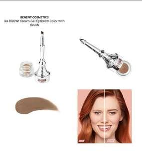 🚚 Benefit Cosmetics Ka-Brow Eyebrow Cream-Gel