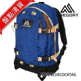 🎊GREGORY ALL DAY 背囊🎊 22L  #TRUE BLUECOCKTAIL