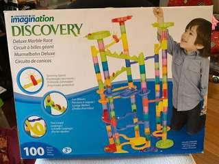 Marble run deluxe marble race VGC