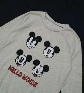HELLO MOUSE CREWNECK