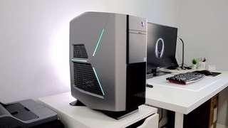 Gaming Desktop Alienware aurora r7
