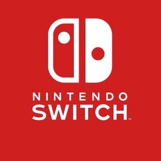[WTB] Used Games for Nintendo Switch