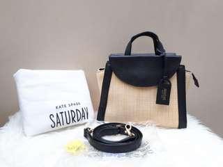 Very Good Condition KATESPADE Saturday Limited Edition  Size 24 x 20 x 12 Complete Set without Receipt Beli di Butik Langsung