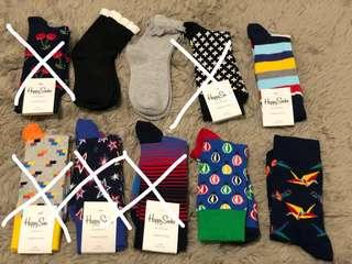 Selling Happy Sock 5$each