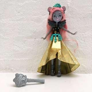 Monster High Doll - Boo York - Mouscedes King - Daughter of the Rat King