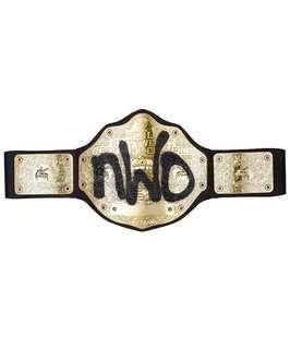 WWE NWO Championship Belt kids size