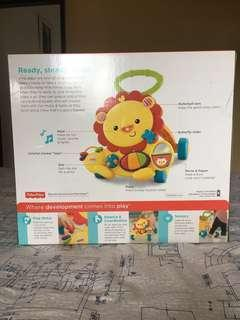 Fisher Price Lion Walker NEW