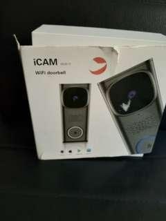 🚚 Icam camera wifi doorbell #720