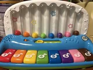 Leap Frog Popping Play Piano 音樂琴