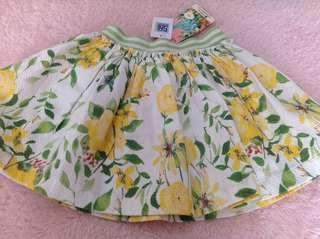 Gingersnaps Baby Skirt