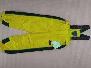 日本製全新滑雪褲