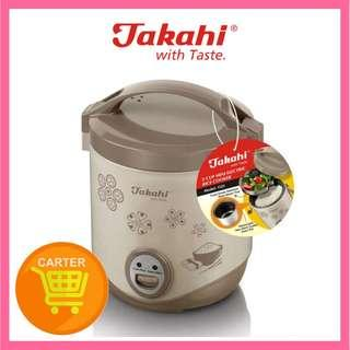 Takahi 1523 2-Cup Mini Electric Rice Cooker 0.4L