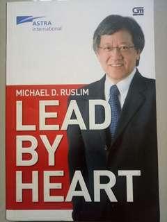 Lead by Heart - Michael D. Ruslim