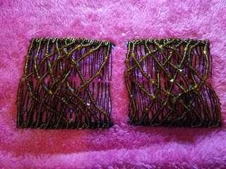 Stretchy Hair Combs Hairclips