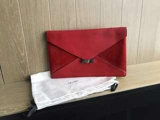 Celine envelop clutch bag 信封手拎袋