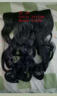 Hairclip black