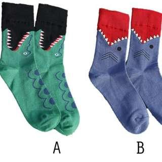 T92 Socks (Shark)