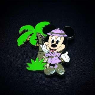 Tokyo Disneyland Minnie Mouse pin