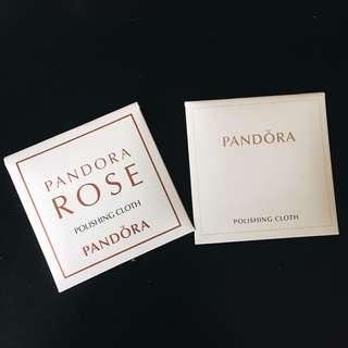 Pandora Polishing Cloth