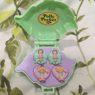 Polly Pocket Earrings Preloved